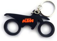 Techpro KTM Bike Key Chain (Multi Color)