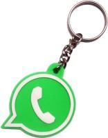 Vibrating Phantom Whatsapp Set Of 30pcs Key Chain (Green)