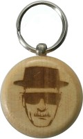 Cult Classics Heisenberg Key Chain (Brown)