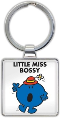 Little Aiva That Company Called If LITTLE MISS BOSSY KEYRING Key Chain