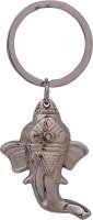 Oyedeal Kycn625 Ganesha Key Chain (Silver)