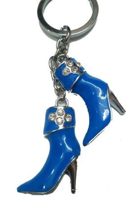 City Choice High Heel Blue Shoe