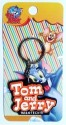 Warner Bros Tom & Jerry Rubber Key Chain - Multicolor