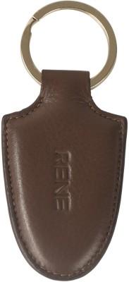 Rene R-1572-Brown Key Chain