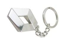 EZONE Renault Full Metal Key Chain Carabiner (Silver)