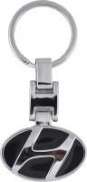 Forty Creek Hyundai Locking Key Chain (Silver)