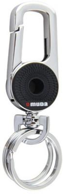 City Choice Omuda 3709 Black Locking Keychain
