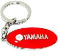 Ezone Full Metal Bike Yamaha Full Metal Key Chain (Red)