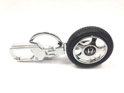 City Choice Honda Wheel Locking Keychain