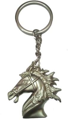 City Choice Horse Face Keychain