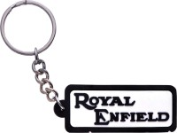 Oyedeal Royal Enfield Silicone KYCN556 Key Chain (Multicolor)