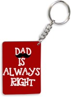 Tiedribbons Gift For Father's Day_Special Dad_15 Key Chain (Multicolored)
