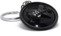 AA Retail X Men Black Premium Metal Keychain (Black)