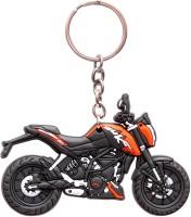 Spotdeal SDL10 KTM Bike Keychain (Multicolor)