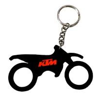 FCS KTM Shape Key Chain (Multicolor)