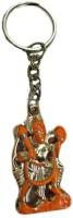 DCS Bajrang Bali Keychain Locking Key Chain (Multicolor)