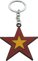 Get Fatang Super Star Key Chain (Red, Yellow)