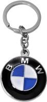 CTW BMW Logo Premium Quality Keyring Metal Key Chain (Silver)