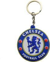 Techpro Double Sided Chelsea Key Chain (Multi Color)