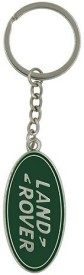 Ezone Full Metal Land Rover Key Chain Carabiner