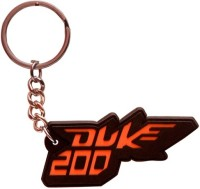 Confident Duke 200cc Ktm Bike Keychain (Multi)