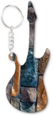 Lolprint 22 Pattern Guitar Key Chain