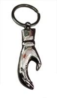 Aditya Traders Metal Hand Bottle Opener (Silver)