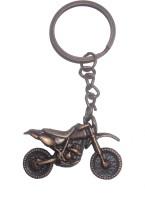 Efficia Rusty Bike Key Chain (Multicolor)