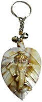 DCS Petal Ganesha Key Chain Locking (Multicolor)