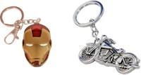 Chainz Iron Man 3d Mask Hook And Calendar Bottle Opener (Multicolor)