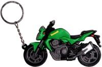 Oyedeal KYCN743 Bike Shape Kawasaki Keychain (Multicolor)