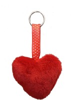 Apex Heart Shape Key Chain Locking (Red)