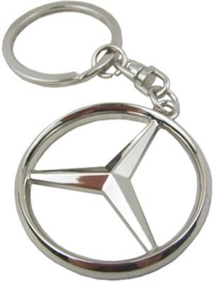 Alexus Alexus Mercedes Logo Key ring Key chain