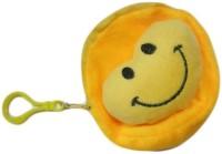 DCS Smiley Purse Keychain Locking Carabiner (Multicolor)