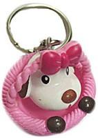 DCS Little Dog Keychain Locking Carabinar (Multicolor)