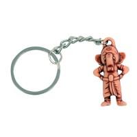 JLT Standing Ganesha Key Chain (Multicolor)