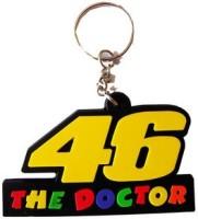 Spotdeal SDL44 Doctor 46 Keychain (Multicolor)