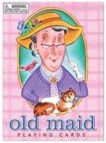 eeBoo Card Games eeBoo Old Maid Playing Cards