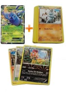 Pokemon Combo Of 40 Furious Fists Cards And 1 EX Card (Multicolor)
