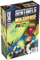 Greater Than Games Sentinels Of The Multiverse Rook City And Infernal Relics (Multicolor)