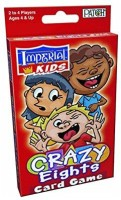 Patch Products Inc. Patch Imperial Kids Crazy Eights (1465) (Red)