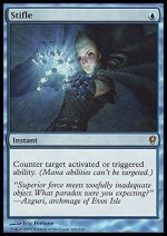 Magic: the Gathering Card Games Magic: the Gathering Stifle Conspiracy
