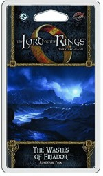 Fantasy Flight Games Card Games Fantasy Flight Games Lord Of The Rings Lcg The Wastes Of Eriador Adventure Pack