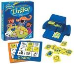 Think Fun Card Games Think Fun Thinkfun Bilingual Zingo Spanish