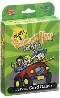 University Games Travel Scavenger Hunt For Kids (Green)