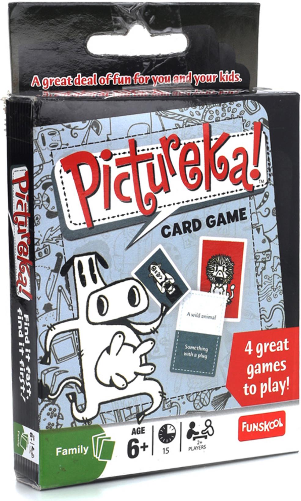 Funskool Pictureka Card Game Pictureka Card Game Shop