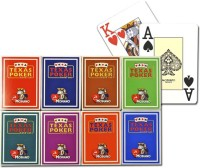 Modiano Texas Holdem Pack Of 56 Cards (assorted)