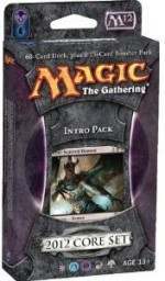 Magic: the Gathering Card Games 2012