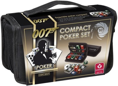 James Bond Limited Edition 150 Chips Poker Set