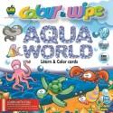 Apple Fun Colour & Wipe Aqua World Mini